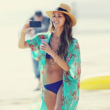 Beach Cover Up Beach Dress Tunic Pareos For Women Kaftan Beach Saida De Praia Plaj Elbiseleri  Strand Vertuschung Robes 2019