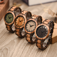 DODO DEER Natural Handmade Fashion Luxury Make Wooden Watches Men Women Lase Engrave Gift Patterns OEM Accept Dropshipping A08