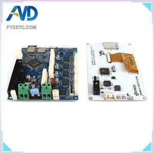 Image 5 - Klon Duet 2 Wifi V1.04 DuetWifi Erweiterte 32 Bit Elektronik Mit 5 5i Integrierte Paneldue Touchscreen Für BLV MGN Cube