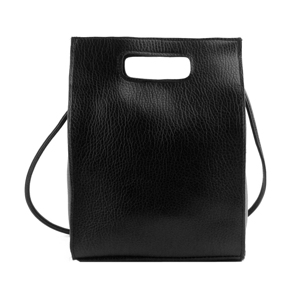 New Women Casual Messenger Crossbody Bag PU Leather Handbags High Quality Female