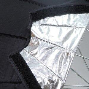 Image 5 - Параболический Зонт Selens 65 см с отражателем, софтбокс для салонов красоты, лампа для фотовспышки, сумка для переноски