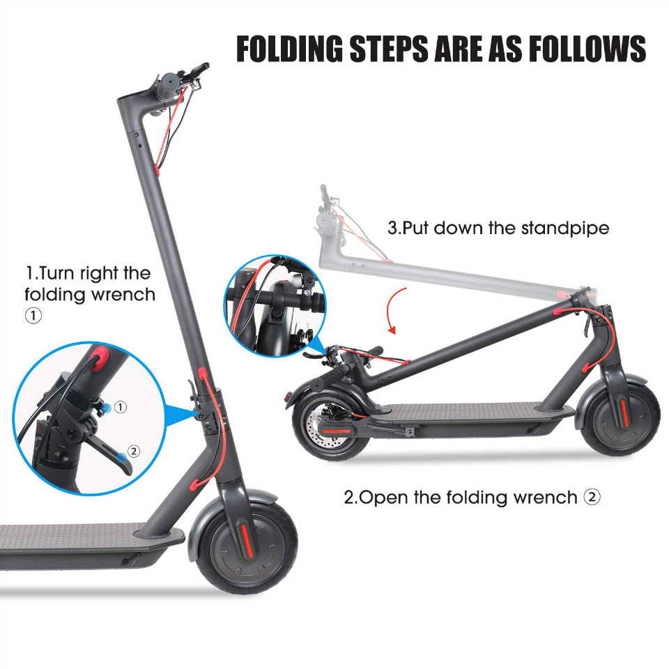 Folding Electric Scooter 14