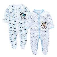 1Pcs Lot Baby Onesie For Newborns 100 Cotton Cut Summer Baby Girl Boy Romper Clothes Babies