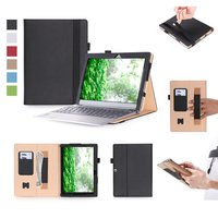 For Lenovo Miix 320 Keyboard Case PU Leather Case Slim Wallet Fundas For Lenovo Miix 320