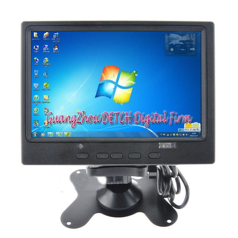 все цены на  Industrial display LCD screen7-inch ultra high definition 1280 * 800 IPS LCD screen display aerial display kit kit  онлайн