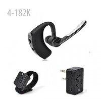 Baofeng 888S UV5R walkie talkie Bluetooth Headset Two Way Radio Wireless Headphone Earpiece for UV5RE UV82HX