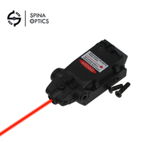 SPINA OPTICS Tactical Laser Sight Red Dot Laser For Glock 17 18c 22 34 Series Sight Hunting Scope