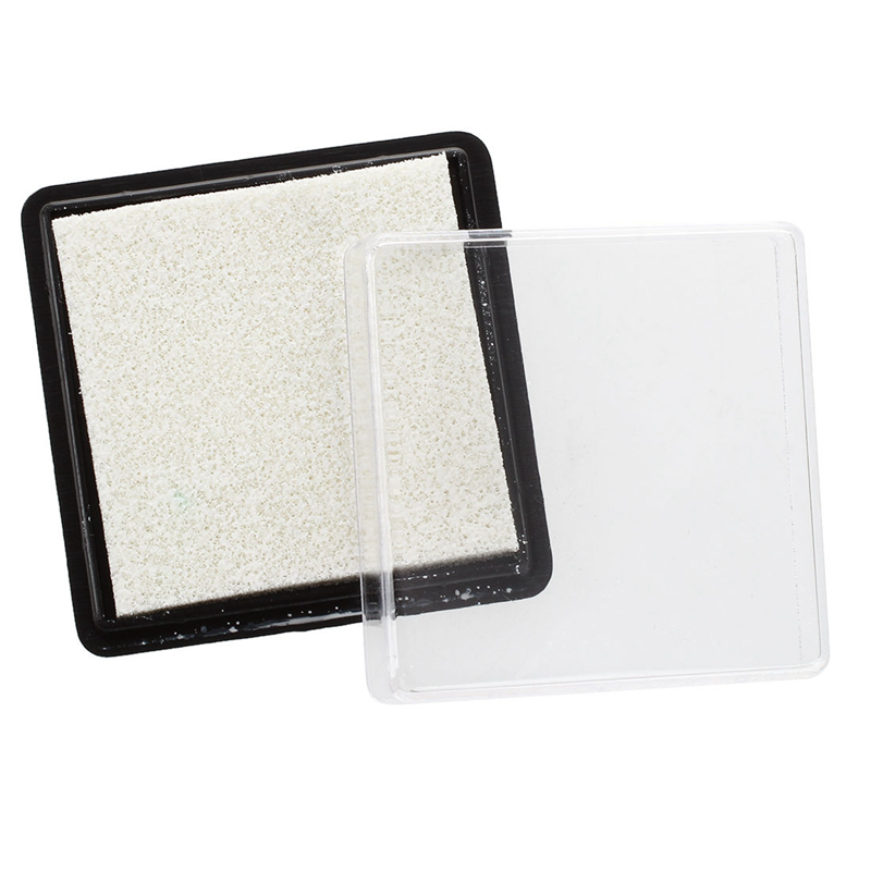 Ink Pad Stamp Pad For Wedding Letter Document White
