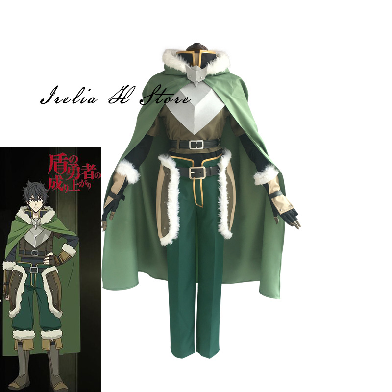The Rising Of The Shield Hero Shield Iwatani Naofumi Cosplay Costume Halloween Costumes For Man/boy Gift