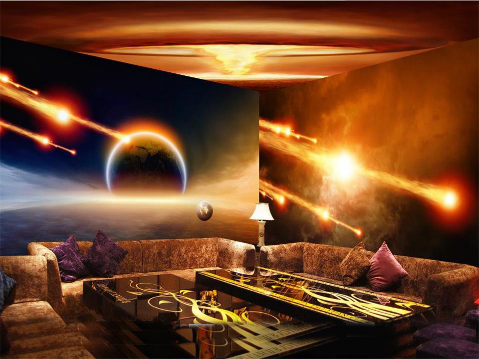 custom mural photo 3d wallpaper kids room LOL heroes league blaze 3d painting sofa TV background non-woven wallpaper for wall 3d book knowledge power channel creative 3d large mural wallpaper 3d bedroom living room tv backdrop painting wallpaper