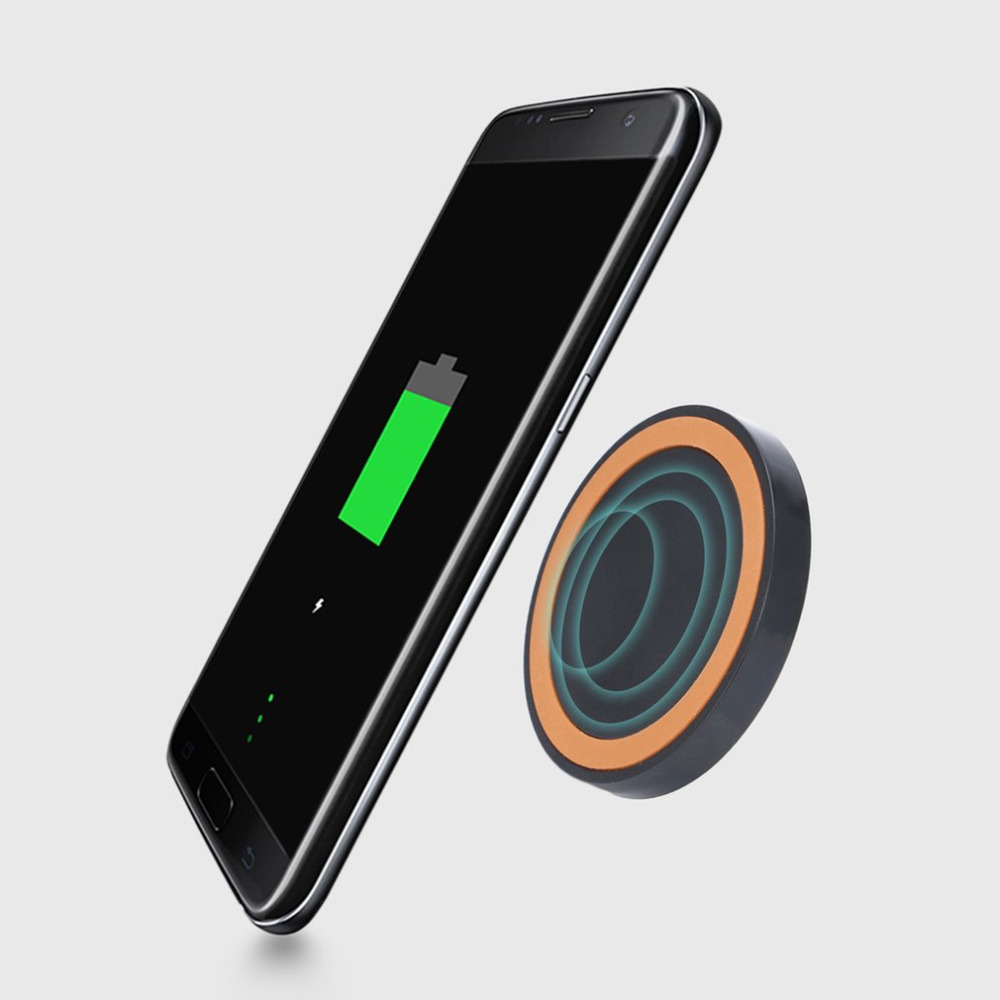 Handy Qi Us 3 63 Built In Temperature Regulation Chip Lightweight Handy Universal Qi Wireless Power Charging Charger Pad For Mobile Phone In Cigarette