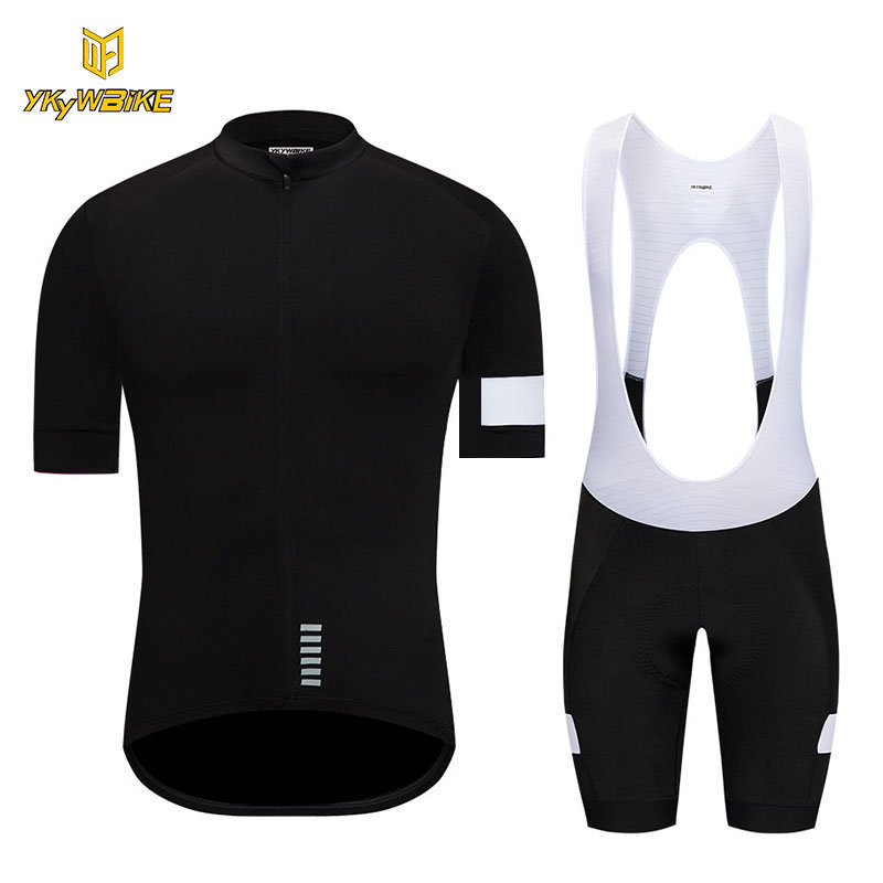 YKYWBIKE 2018 Cycling Jersey Sets Short Sleeve Ropa Ciclismo Maillot High Quality Cycling Clothes Set Bike Kit Wear Coolmax Pad ykywbike 2018 cycling bib sets summer short sleeve mtb bike jersey set cycling clothing ropa maillot ciclismo bicycle clothes
