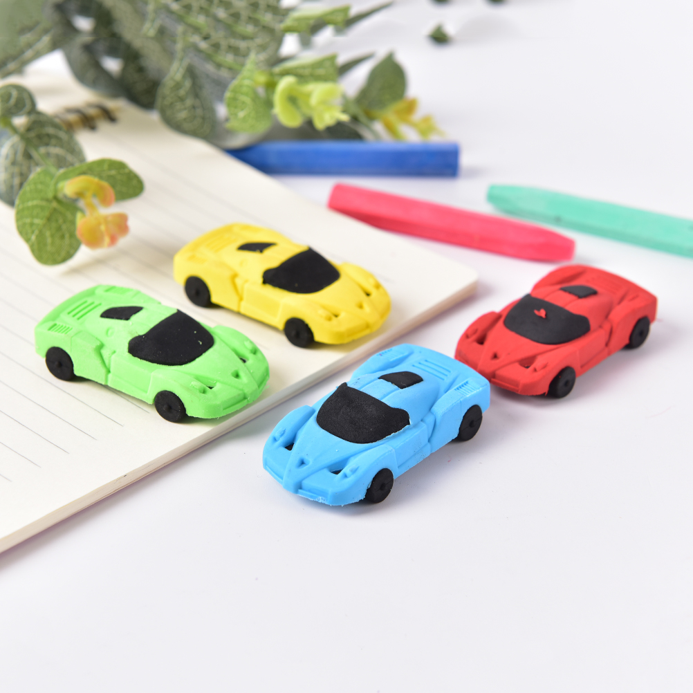 Kawaii Mini Dinosaur Eraser Cute Children School Supplies Stationery Rubber Eraser Correction Supplies Kid Boys Cartoon Toy Gift Spare No Cost At Any Cost Eraser