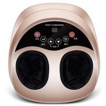 L130102/Physical infrared reflexology foot Massager electric machine.Automatic roller feet care massager