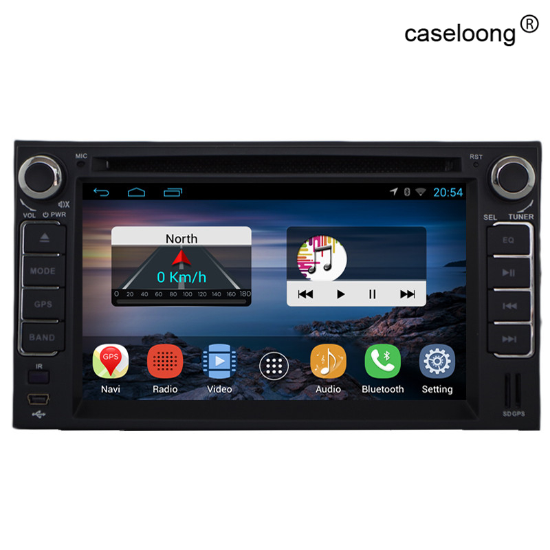 Quad Core Android Car DVD for Kia Sorento Cerato Sportage Spectra Rondo Carens Optima Magentis GPS