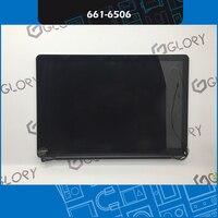 Новый Macbook Pro 15 A1286 ЖК дисплей Экран Дисплей Полное собрание 661 6506 2012 EMC 2556 MD103 MD104