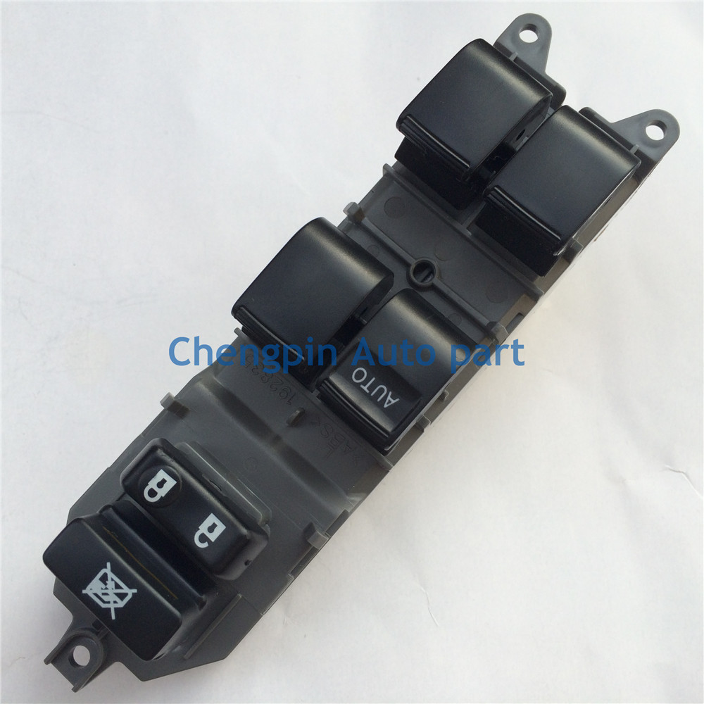 Auto parts window lifter master control switch oem 84820 for Window master