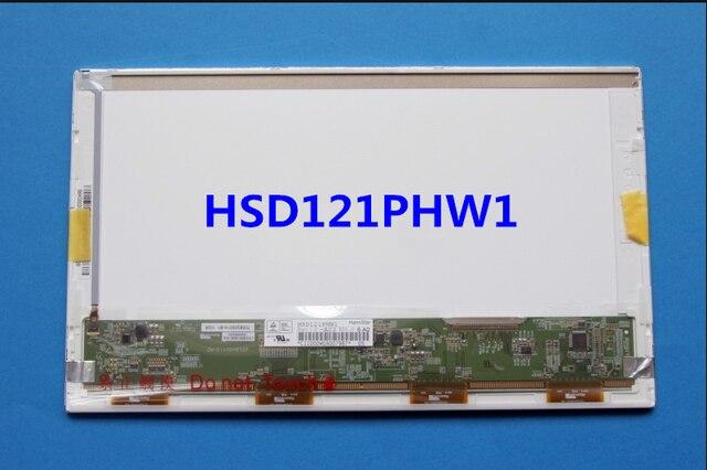 Для ASUS UL20A 2420 2430 MSI U210 U210X ноутбук экран 12.1 ''ноутбук жк светодиодный экран HSD121PHW1 Ноутбука показать
