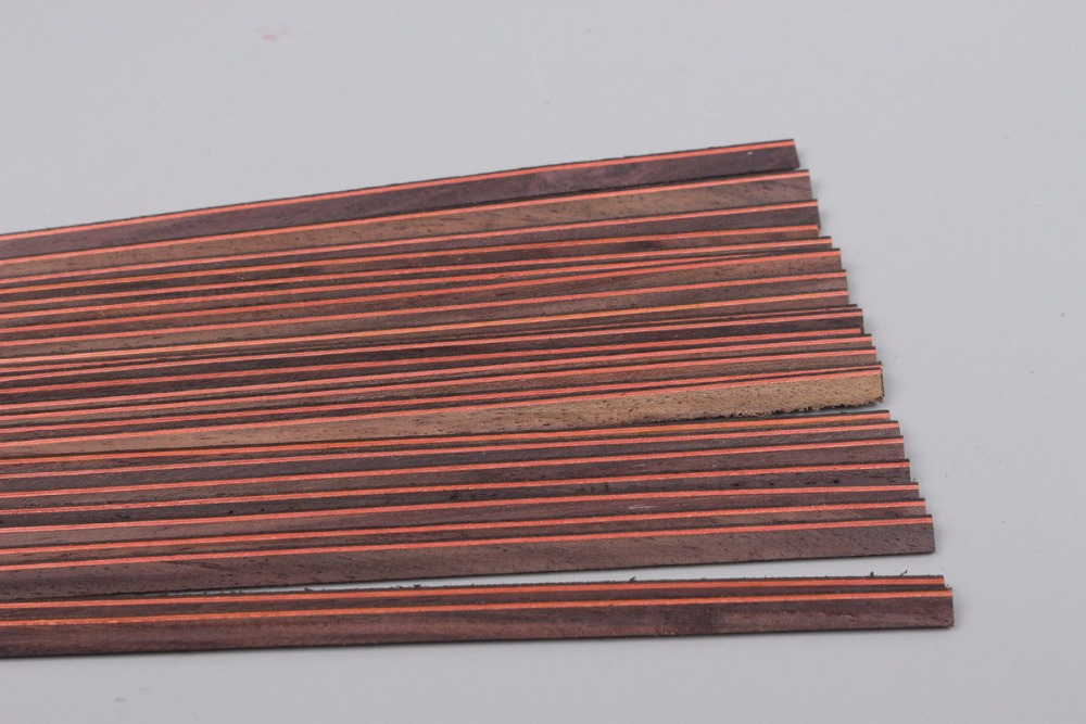 new 20 strip LUTHIER PURFLING BINDING MARQUETRY INLAY 840x6x1.5mm #155 new 20 strip luthier purfling binding marquetry inlay 640x4x1 0mm 152