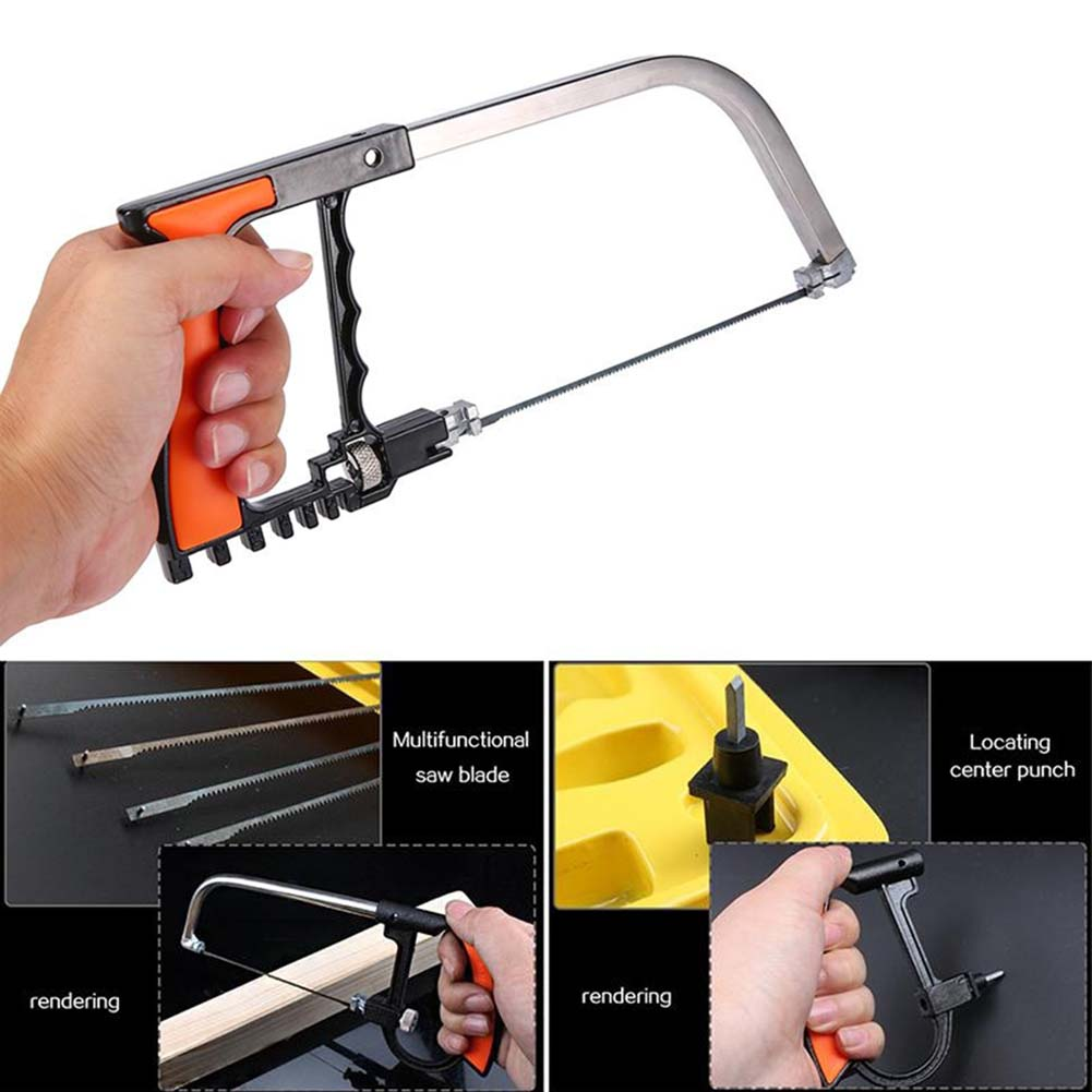 12 Pcs/Set Hand Saw Kit Magic Multifunction Cutter Tools for Glass Wood Metal YU Home