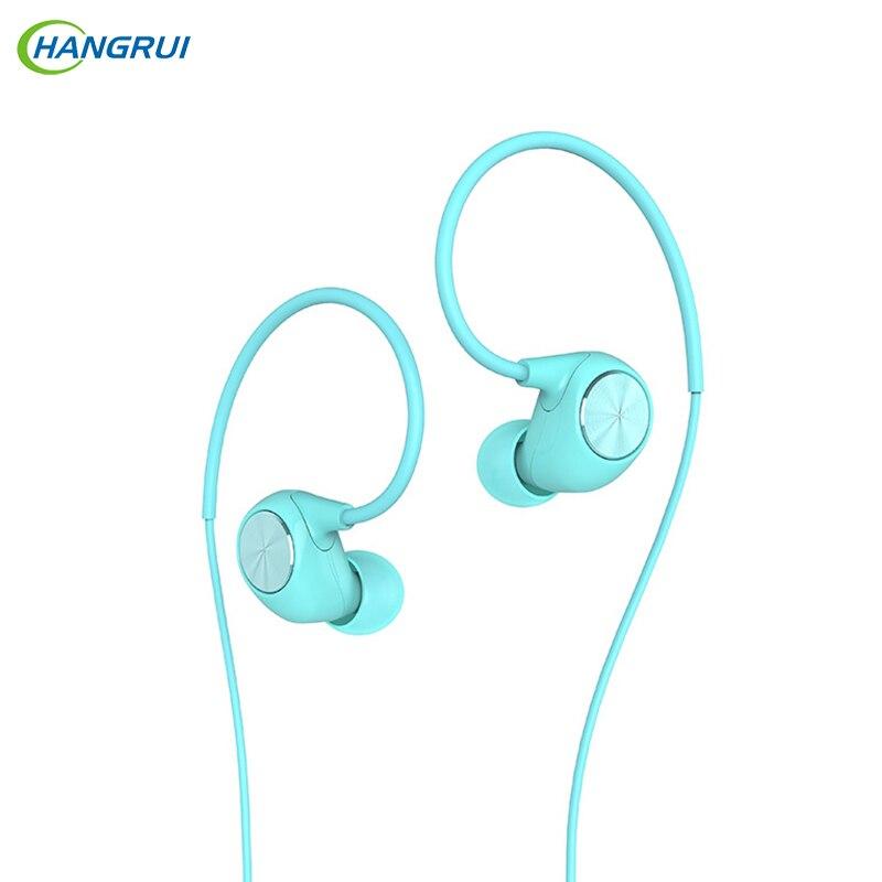 Letv HANGRUI In-Ear Auricular Colorido Deporte fone de ouvido Auriculares de 3.5