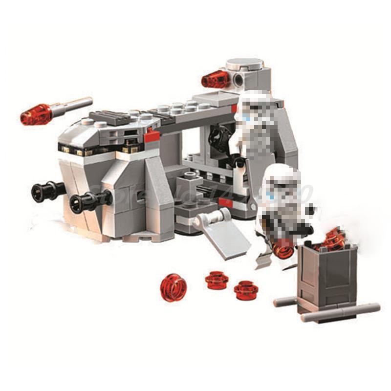 BELA 10365 Royal Army Imperial Troop Transport Star Wars 75078 Building Blocks 141pcs Bricks Toys For Children Birthday Gifts