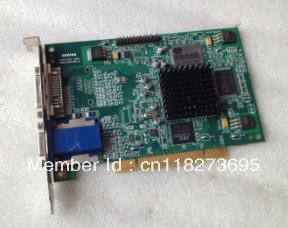 MATROX PCI GRAPHICS CARD F7003-0301 REV A ETON ET866 g45fmdvp32db 32m pci card f7003 0301 100