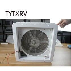 Accesorios de caravana casas de motor ventilación ventilador de 12 voltios camper rv ventana Vehículo Recreativo
