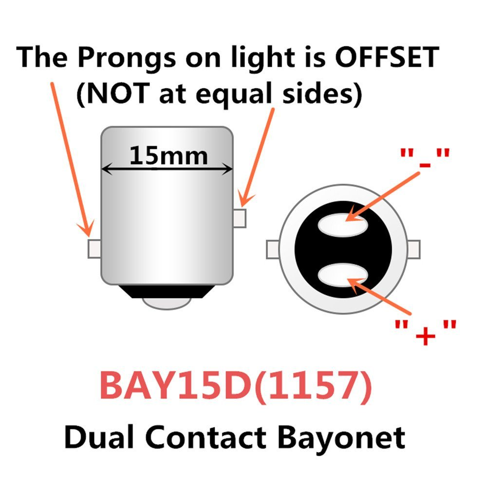 1157 light bulb wiring diagram [ 1000 x 1000 Pixel ]