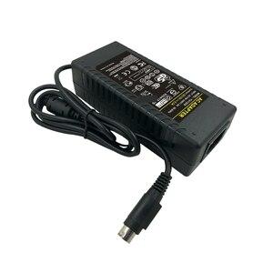 Image 3 - 12V 8A شاشة تلفزيون إل سي دي شقة شاشة تلفزيون مسطحة DVR محول كهرباء 12v 8.5a 4pin محول VCR محول 4 دبوس تحويل التيار الكهربائي شاحن