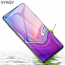 Full Glue Cover Glass For Samsung Galaxy A8s Screen Protector Tempered Film <