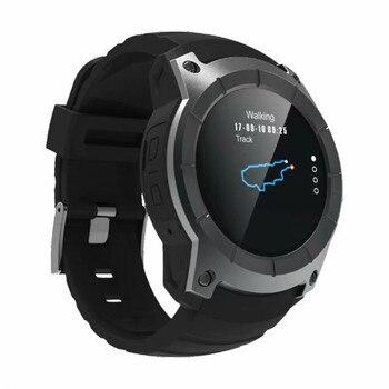 60398e0e8 Correa inteligente deportiva Monitor de ritmo cardíaco reloj inteligente de  respiración guiada rastreador de Fitness pulsera