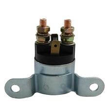 Interrupteur électrique de solénoïde de relais de démarreur de moto pour BMW F650 SE 652CC 1999/F650CS 652CC 2000-2006 moteur de Bombardier