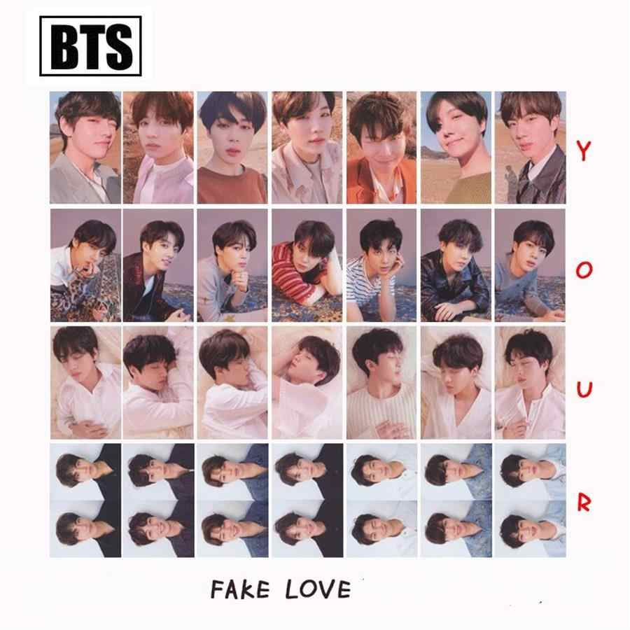 Detail Feedback Questions about Kpop BTS FAKE LOVE YOURSELF Answer