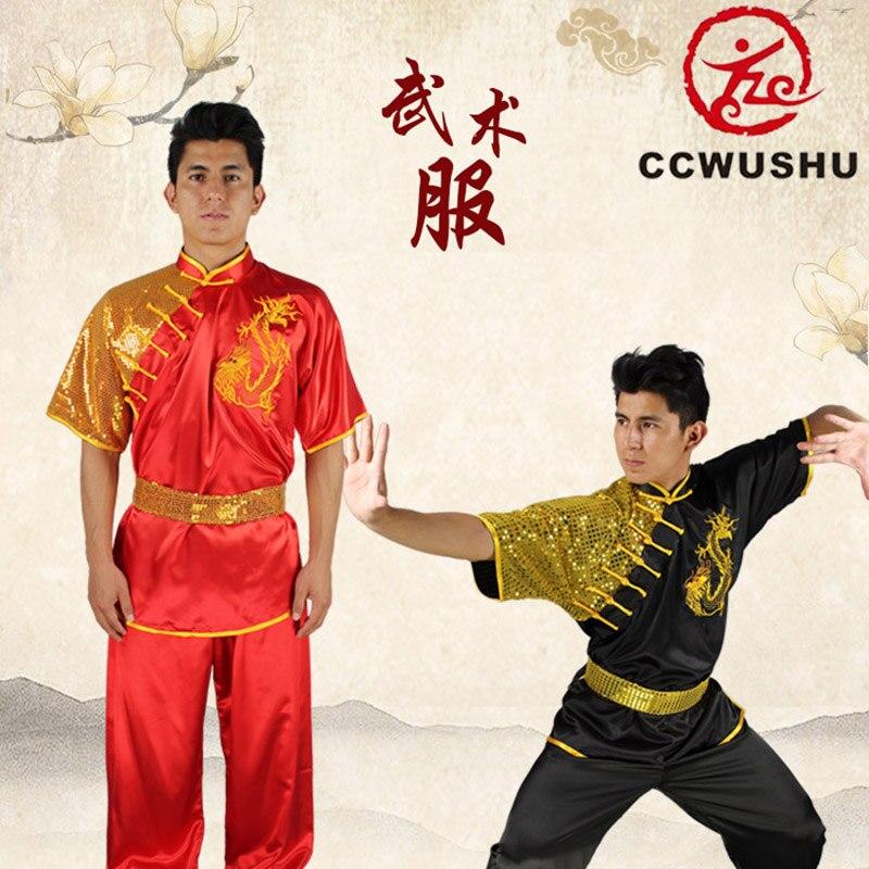 Ccwushu kleidung wushu uniform Martial arts kleidung uniform changquan nanquan uniform kleidung chinesischen traditionellen uniform kleidung auf AliExpress - 11.11_Doppel-11Tag der Singles 1