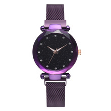 2019 Dress Watch Womens Star Quartz Watchs Magnet Strap Luxury Extraordinary Hot Sale