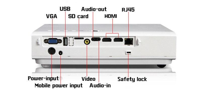 PROJECTOR HD 3D LED