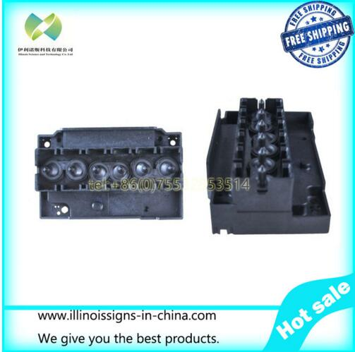ФОТО (DX4/DX5DX7) Stylus Photo R1390 / 1400 Printhead Manifold / Adapter Original