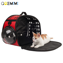 New Arrival Pet Cat Carrier Breathable EVA Zipper Dog Shoulder Bag Portable Travel Kennel High Quality Products