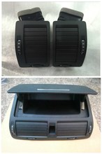 for 2007-2013 Skoda Octavia dashboard air outlet storage box air conditioning vent a set