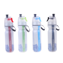 500ml Bicycle Water Bottle Plastic Bike Cycling Mist Spray Accessories Red/Green/Blue/Black