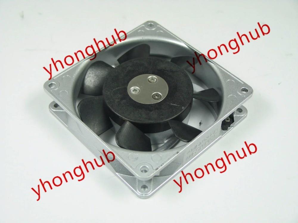Emacro   ORIX MU1025S-41 AC 200V 11/9.5W  100x100x25mm Server Square fan for orix mrs18 dc f6 ac 200v 0 4a 0 5a 2 wire 170mm 180x180x90mm server square cooling fan
