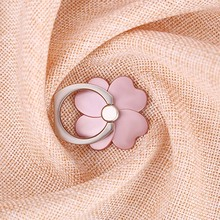 Flower Aluminum Phone Ring – 7 Colors