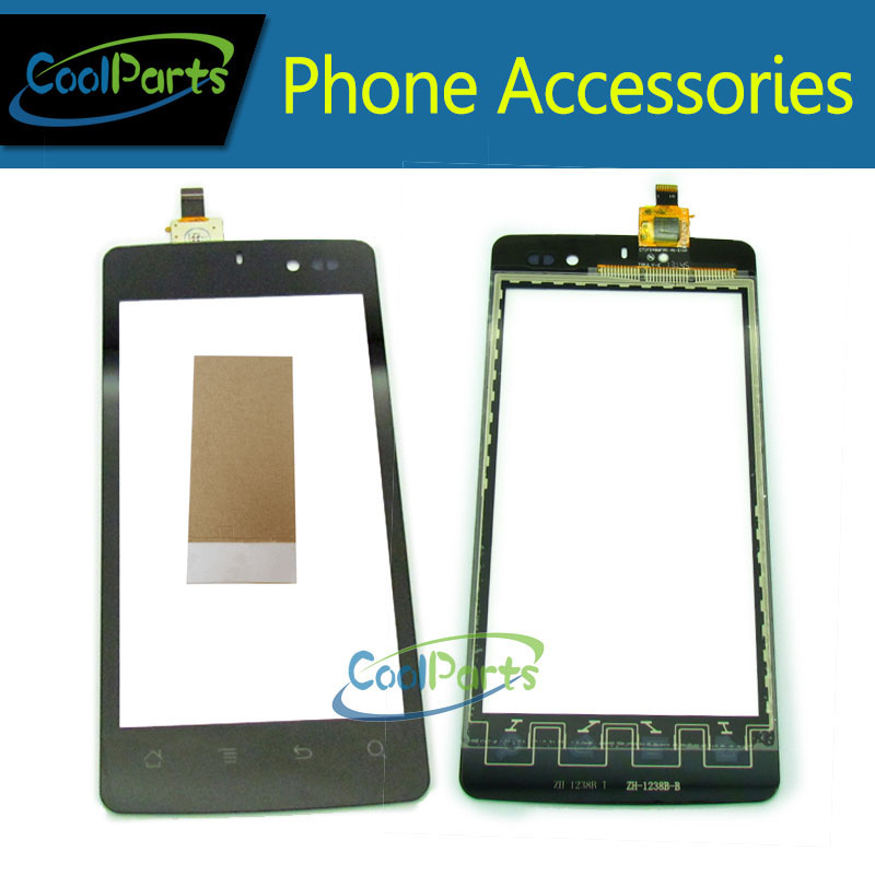 1PC/Lot High Quality For Archos 45 Platinum 4G Touch Screen Digitizer Touch Panel Lens Glass Replacement Part With Tape