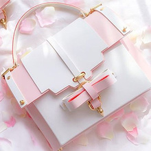2017 Women stereotypes shoulder bags Cute bag Designer Handbag Fashion High capacity retro female package More