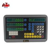 Hxx Complete Dro set/kit GCS900 3D/ Digital Readout And 3 pcs 5u GCS898 50 1000mm Linear Glass scales/sensor/encoder For Machine