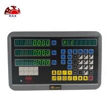 Hxx полный Dro набор/комплект GCS900-3D/цифровая индикация и 3 шт. 5u GCS898 50-1000 мм Линейное стекло весы/сенсор/кодер для машины