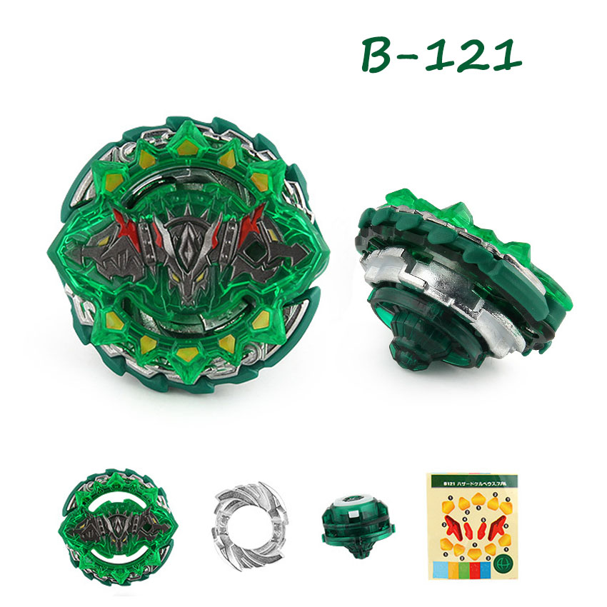 Все модели пусковые установки, волчок бейблэйд для серийной съемки игрушки GT Arena Металл Бог Fafnir Прядильный механизм бейблэйд игрушки B-145 B-148 B-150 B-153 - Цвет: b121