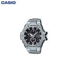 Наручные часы Casio GST-B100D-1A мужские кварцевые на браслете