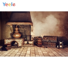 Yeele Photocall Fireplace Wood Grunge Room Painting Photography Backdrop Personalized Photographic Backgrounds For Photo Studio цены